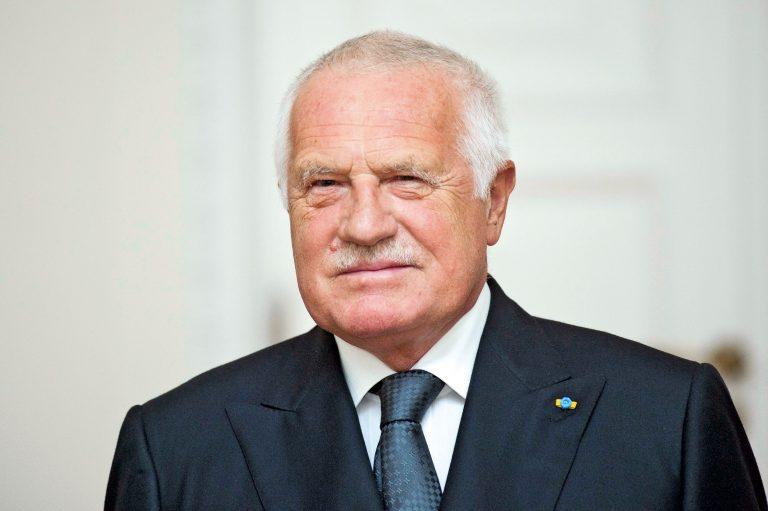 Eine Rede von Václav Klaus